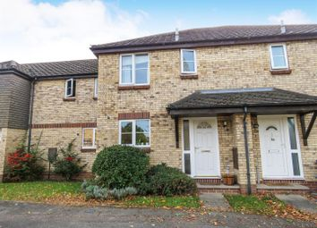 Thumbnail 3 bed terraced house for sale in The Brambles, Limes Park Road, St. Ives, Huntingdon