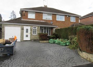 Thumbnail 3 bed semi-detached house to rent in St Davids Road, Quinton, Birmingham
