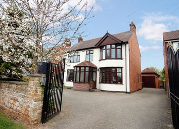 Thumbnail 5 bedroom detached house for sale in Kimberley Road, Nuthall, Nottingham