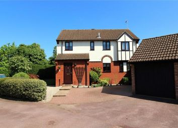 Thumbnail 4 bed detached house for sale in Old Rope Walk, Haverhill, Suffolk