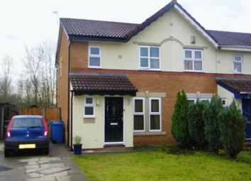 Thumbnail 3 bed semi-detached house to rent in Barbondale Close, Great Sankey, Warrington
