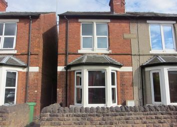 Thumbnail 2 bed semi-detached house to rent in Broomhill Road, Bulwell, Nottingham