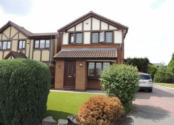 Thumbnail 3 bedroom detached house for sale in Canterfield Close, Droylsden, Manchester