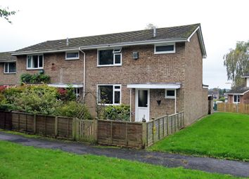 Thumbnail 3 bed end terrace house for sale in Elm Road, Bishops Waltham, Southampton