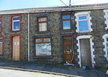 Thumbnail 3 bed terraced house for sale in 71 Treharne Road, Caerau, Maesteg, Bridgend
