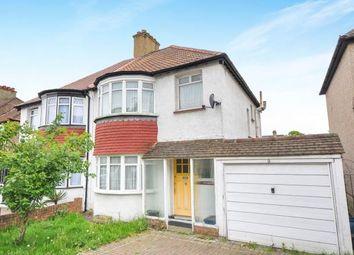 Thumbnail 3 bedroom semi-detached house for sale in Bigginwood Road, London