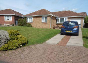Thumbnail 3 bed bungalow for sale in Gloster Park, Amble, Morpeth