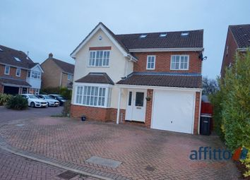 Thumbnail 5 bed detached house to rent in Schoolfields, Kingswood, Letchworth Garden City, Hertfordshire
