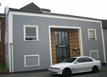Thumbnail Office to let in Part First Floor Office Suite 3, Harvey House, Lingard Street, Burslem, Stoke On Trent