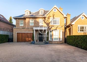 Thumbnail 5 bedroom detached house for sale in Hendon Wood Lane, London
