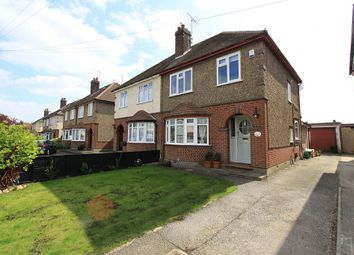 Thumbnail 3 bedroom semi-detached house for sale in Littlebury Gardens, Colchester, Essex