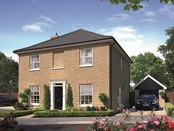 Thumbnail 1 bed detached house for sale in Bull Lane, Long Melford, Sudbury