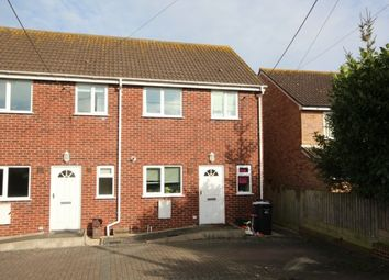 Thumbnail 3 bed end terrace house for sale in Hillside, Puriton, Bridgwater