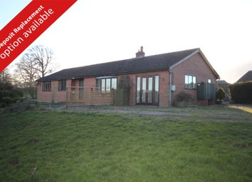 Thumbnail 4 bed bungalow to rent in Stottesdon, Nr Cleobury Mortimer, Kidderminster, Worcestershire