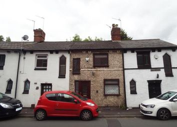 Thumbnail 2 bed terraced house for sale in Lincoln Road, Acocks Green, Birmingham