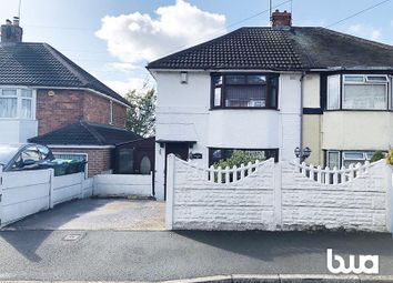 Thumbnail 2 bedroom semi-detached house for sale in 29 Lakeside Road, West Bromwich