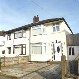 Thumbnail 3 bed semi-detached house for sale in Eccleshall Road, Wirral
