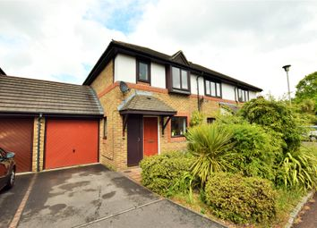Thumbnail 2 bed end terrace house to rent in Swithin Chase, Warfield, Bracknell, Berkshire