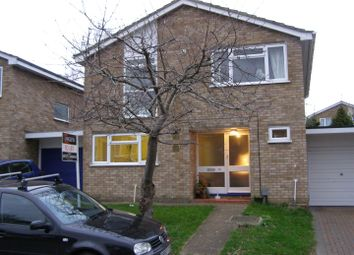 Thumbnail 4 bed link-detached house to rent in Antonine Gate, St.Albans