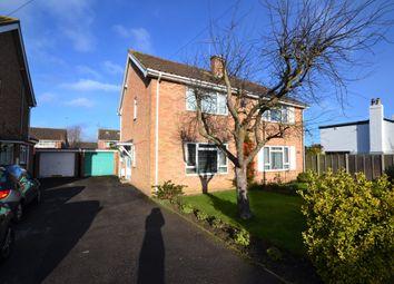 Thumbnail 2 bed semi-detached house for sale in The Reddings, Cheltenham