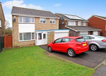 Thumbnail 4 bed detached house for sale in Somerville Drive, Crawley