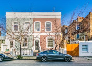 Thumbnail 3 bed terraced house to rent in Rydon Street, Islington, London