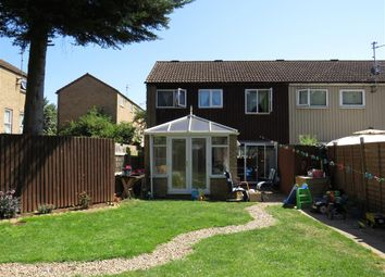 Thumbnail 3 bed end terrace house for sale in Lythemere, Orton Malborne, Peterborough