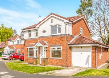 Thumbnail 3 bed detached house for sale in Acorn Close, Manchester, Greater Manchester