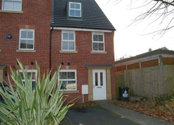 Thumbnail 3 bedroom mews house to rent in Ramswell Close, Bolton