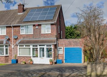 Thumbnail 3 bed semi-detached house for sale in Cottage Drive, Marlbrook, Bromsgrove