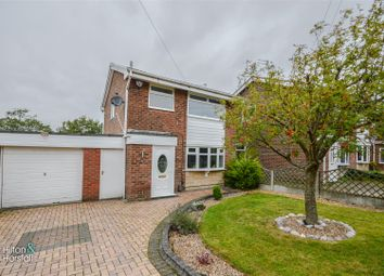 Thumbnail 3 bed detached house for sale in Tiverton Drive, Briercliffe, Burnley