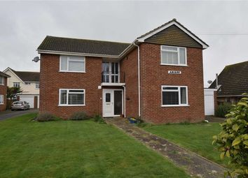Thumbnail 2 bed flat for sale in Woodlands Road, Barton On Sea, New Milton