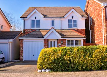 Thumbnail 4 bed detached house for sale in 30 Lanhydrock Close, Paignton, Devon