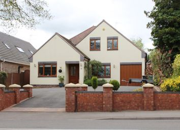 Thumbnail 4 bed detached house for sale in Park Hill, Kenilworth