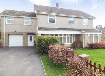 Thumbnail 4 bed detached house for sale in Heol Cefn Onn, Lisvane, Cardiff, South Glamorgan