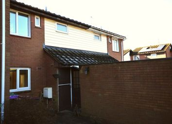 Thumbnail 3 bedroom terraced house to rent in Danesford, Telford