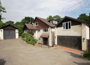 Thumbnail 6 bed detached house to rent in Pond Road, Hook Heath, Woking