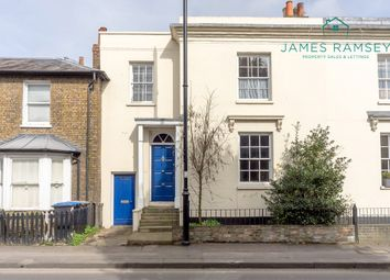 Thumbnail 3 bed town house for sale in London Street, Chertsey