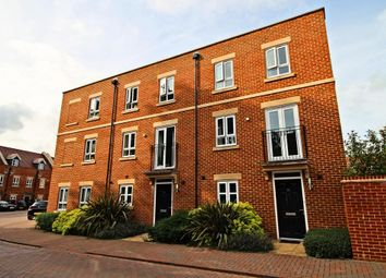 Thumbnail 3 bed town house for sale in Denman Drive, Newbury