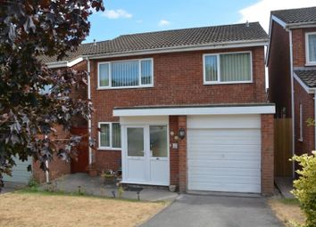 Thumbnail 4 bedroom detached house for sale in Balmoral Way, Worle, Weston-Super-Mare