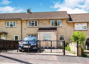 Thumbnail Terraced house for sale in Garrick Road, Bath