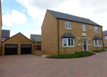 Thumbnail 4 bed detached house for sale in Plot 32 The Lyveden, Laxton Gardens, Oundle