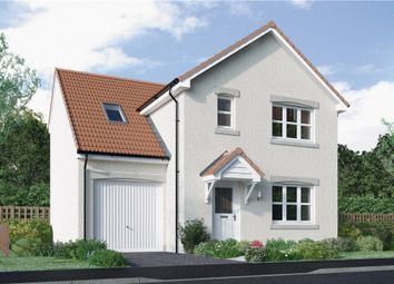 "Thumbnail 3 bedroom semi-detached house for sale in ""Cameron"" at East Calder, Livingston"
