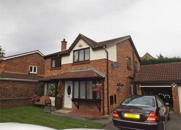 Thumbnail 4 bed detached house for sale in Millston Close, Hartlepool, Durham