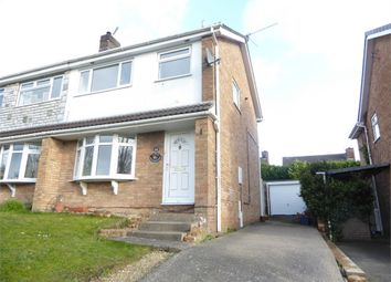 Thumbnail 3 bed semi-detached house for sale in St. Kingsmark Avenue, Chepstow