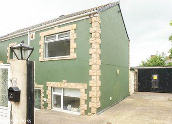 Thumbnail 2 bed semi-detached house for sale in Bellerbys Buildings Tantobie, Stanley