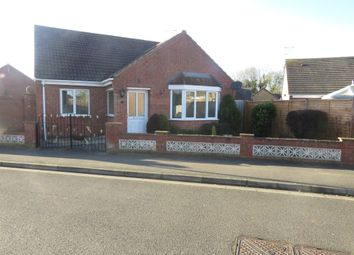 Thumbnail 2 bed detached bungalow for sale in Poplar Close, Ruskington, Sleaford