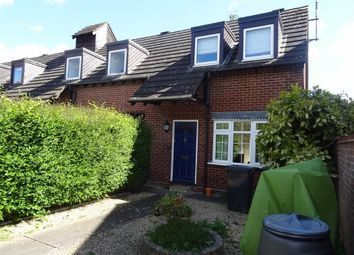 Thumbnail 2 bed end terrace house for sale in Lyndon Court, Hyde Place, Leamington Spa
