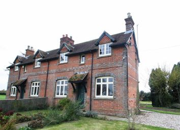Thumbnail 2 bed semi-detached house to rent in Hampstead Norreys, Thatcham