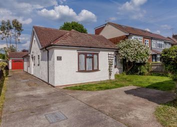 Thumbnail 4 bed detached bungalow for sale in Church Road, Mountnessing, Brentwood